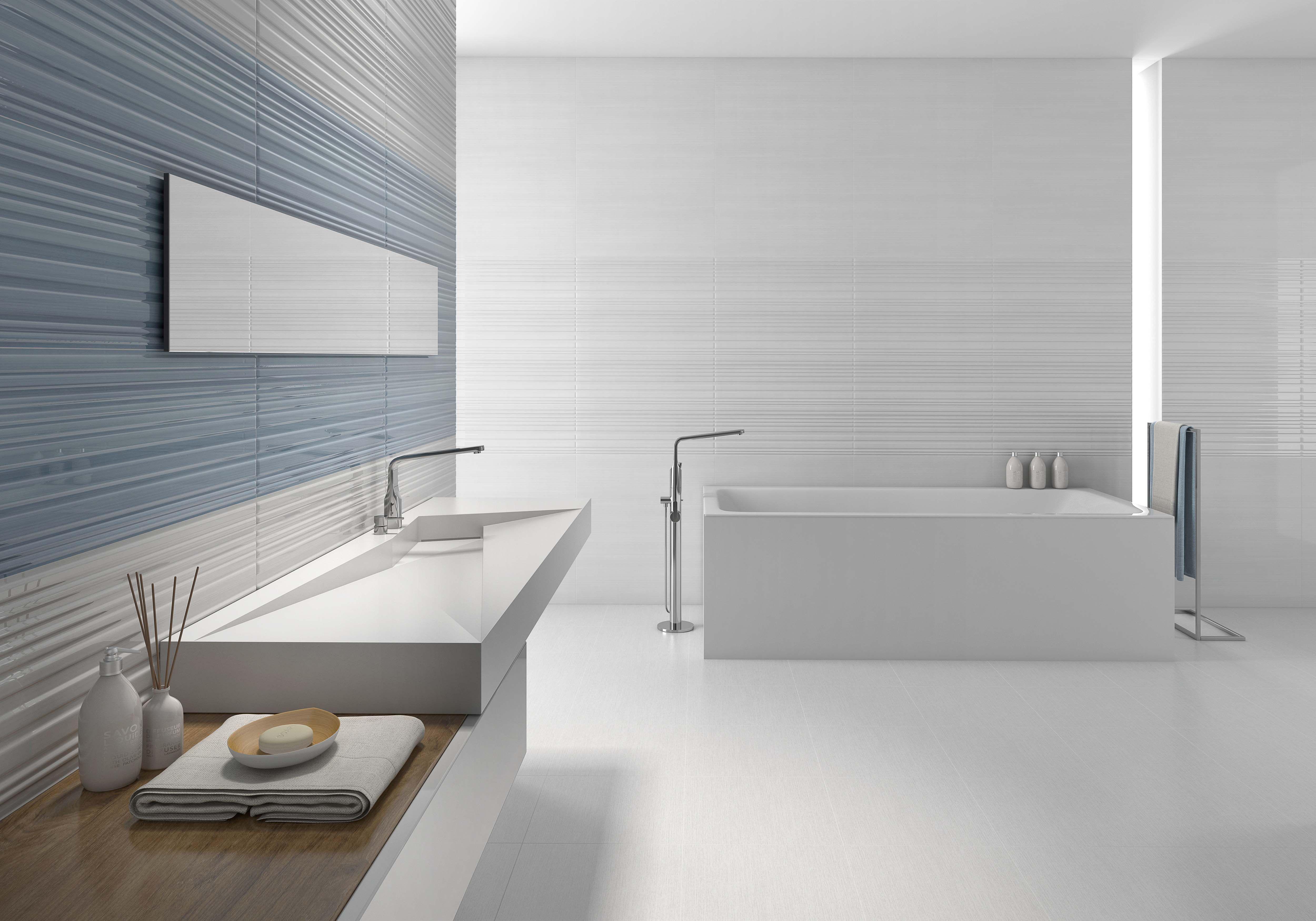Date un baño de azulejos   Decoración de aseo, Azulejos ...