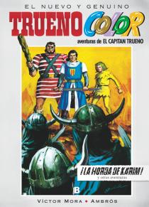 LA HORDA DE KARIM Y OTRAS AVENTURAS. Trueno color Nº. 9