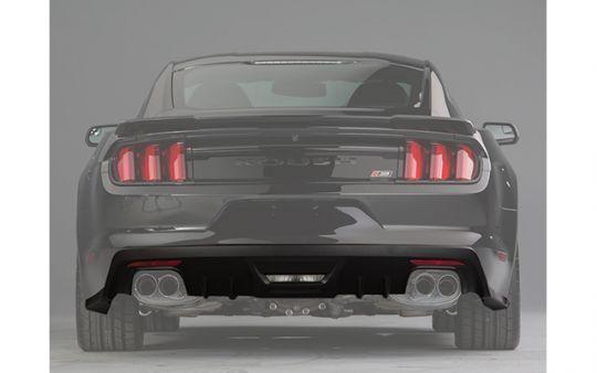 2015 2017 Mustang Roush Rear Valance Kit Prepped For Backup