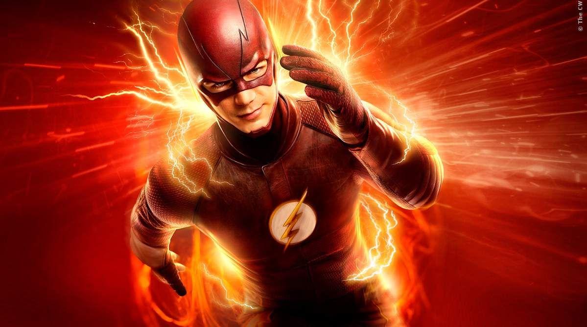 flash superhelt