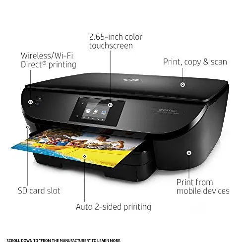 Hp Envy 5642 Wireless All In One Photo Printer With Mobile Printing Best Offer Ineedthebestoffer Com Mobile Print Photo Printer Wireless Printer
