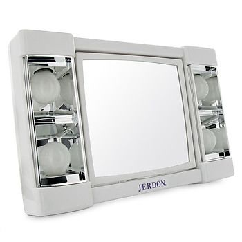 Jerdon table top lighted makeup mirror 1999 products jerdon table top lighted makeup mirror 1999 aloadofball Gallery
