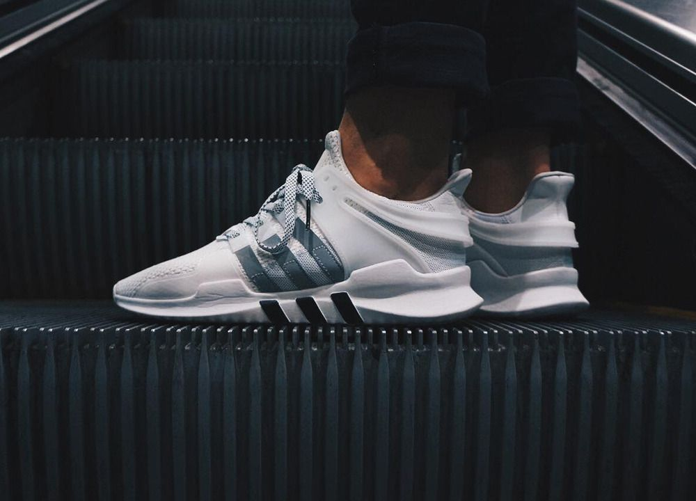 online retailer 4055d 72d67 Adidas Originals EQT Support ADV 91-16 Art Basel - 2016 (by dieserrami)  Clean and care for your sneakers with shoe trees by Sole Trees Sneakers ...