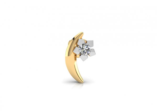 This Looks Like A Really Nice Nose Pin That My Wife Might Want To Have Maybe It Would Be Good To Get Her A Diamond Nose Diamond Design Buying Diamonds Diamond