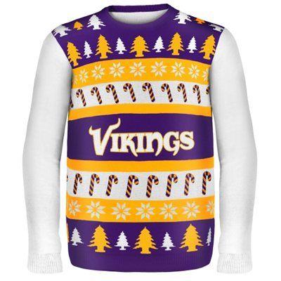 a1a9b991b Minnesota Vikings Wordmark Ugly Sweater  minnesota  sota  vikings   vikingspride  minnesotavikings  govikes  vikes  nfl