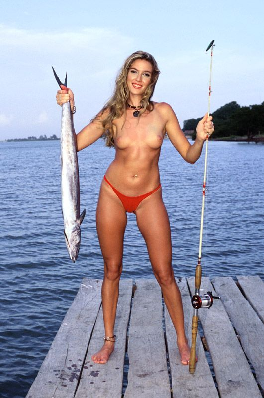 girls gone fishing nude