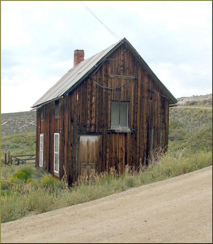 Affordable Housing? Reeder Creek Ranch, CO 8-26-12