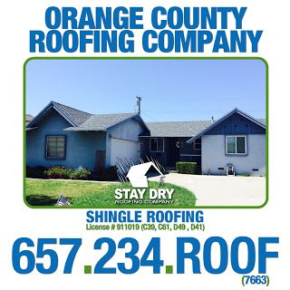 Orange County Roofing Company : ORANGE COUNTY ROOFING COMPANY