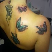 Photo of Most Beautiful Butterfly Tattoo – Page 12 of 36 –  # Check more at 13tattoo.vase…