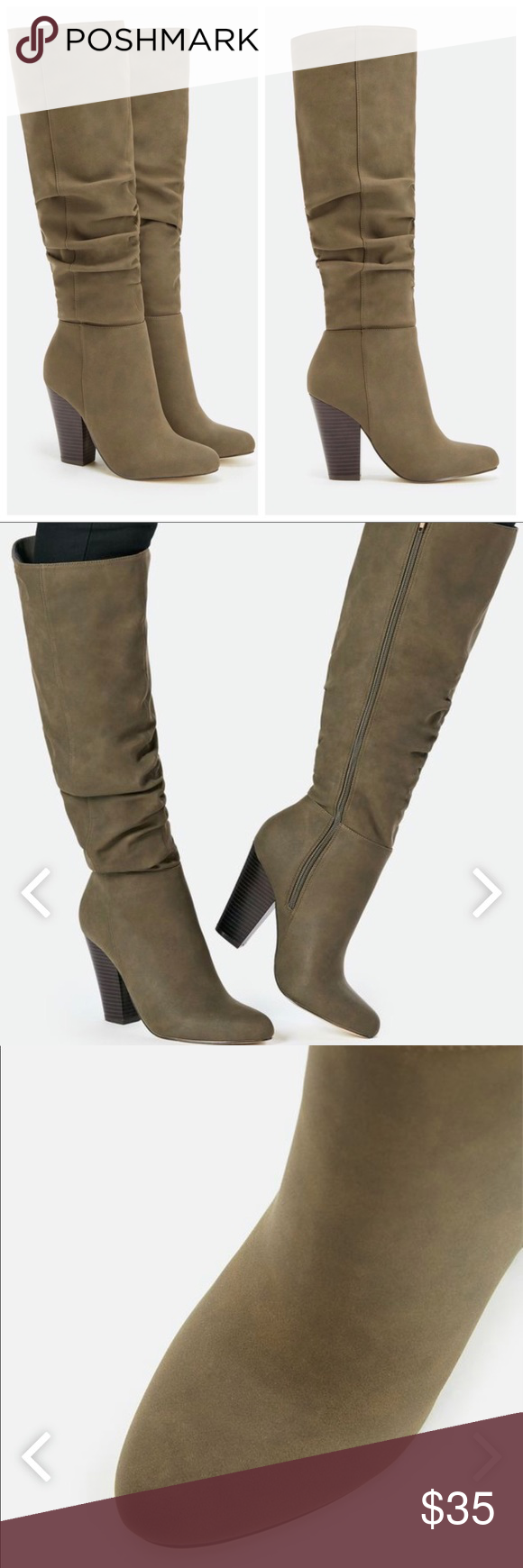 51adc152c65 Just fab karlana wide calf knee boots in posh picks png 580x1740 Justfab  wide calf boots