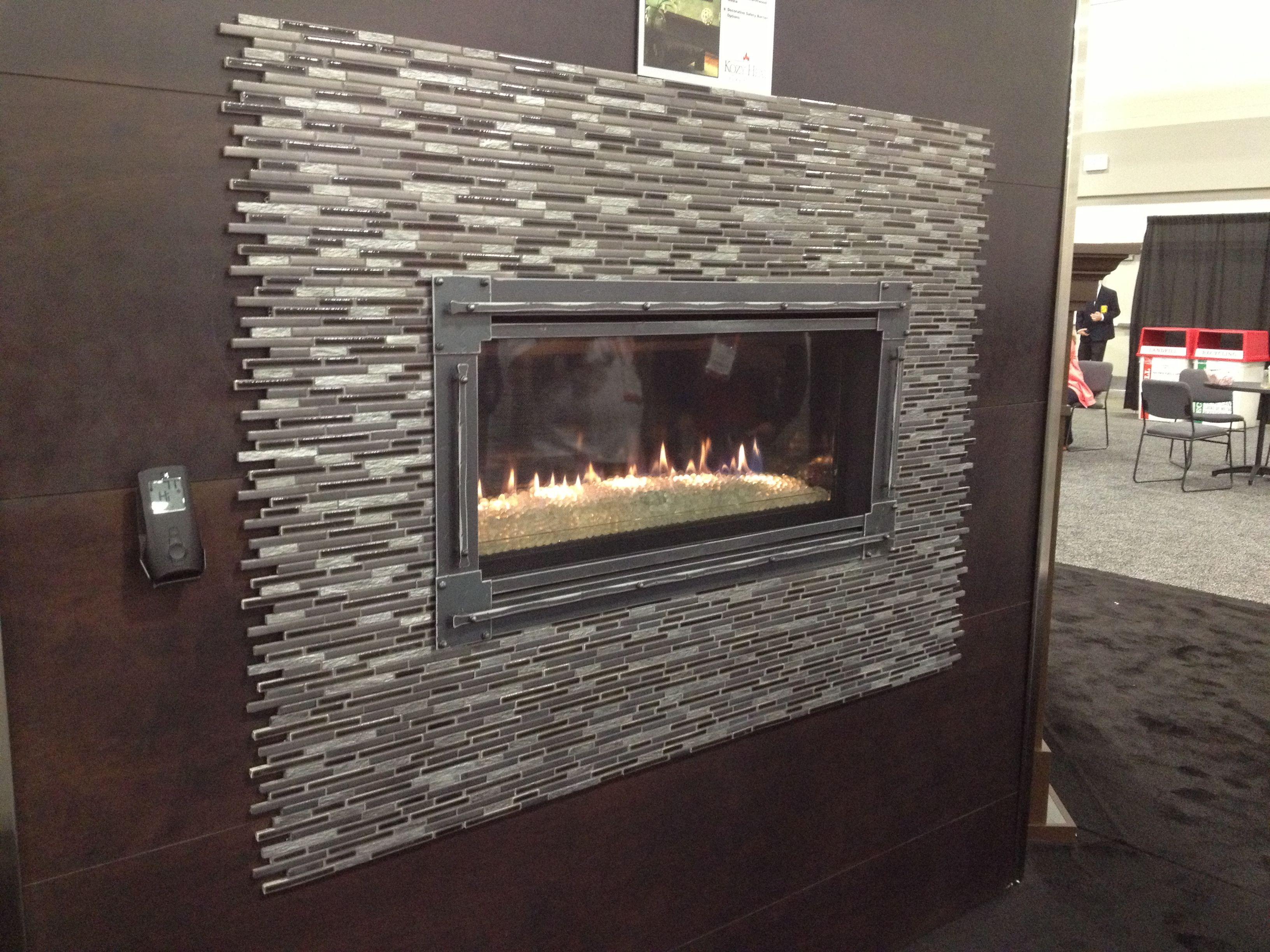 Kozy Heat Slayton Linear Fireplaces