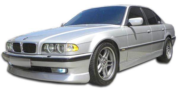 1995-2001 BMW 7 Series E38 Duraflex AC-S Side Skirts Rocker Panels (short wheelbase) - 2 Piece