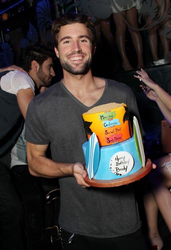 Brody Jenner Celebrity Birthday Cakes Hot Guyss Pinterest