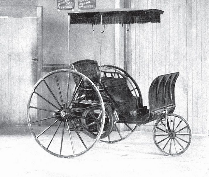 The First Gasoline Powered Car For Sale In America Lifestyles After 50 Cars For Sale Car America
