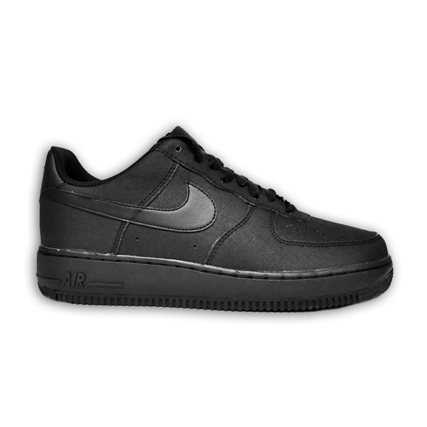 fff9478a97c1 Nike Air Force 1 Low- Black II  90