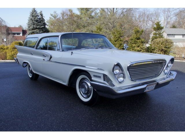 '61 Chrysler Town & Country