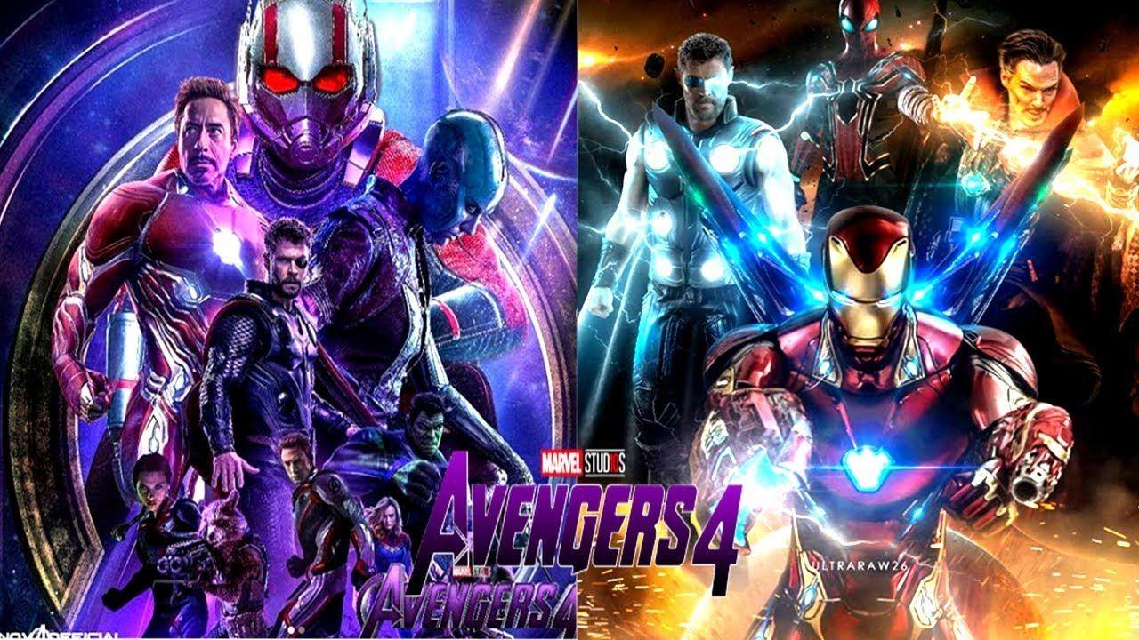 avengers 4 trailer news