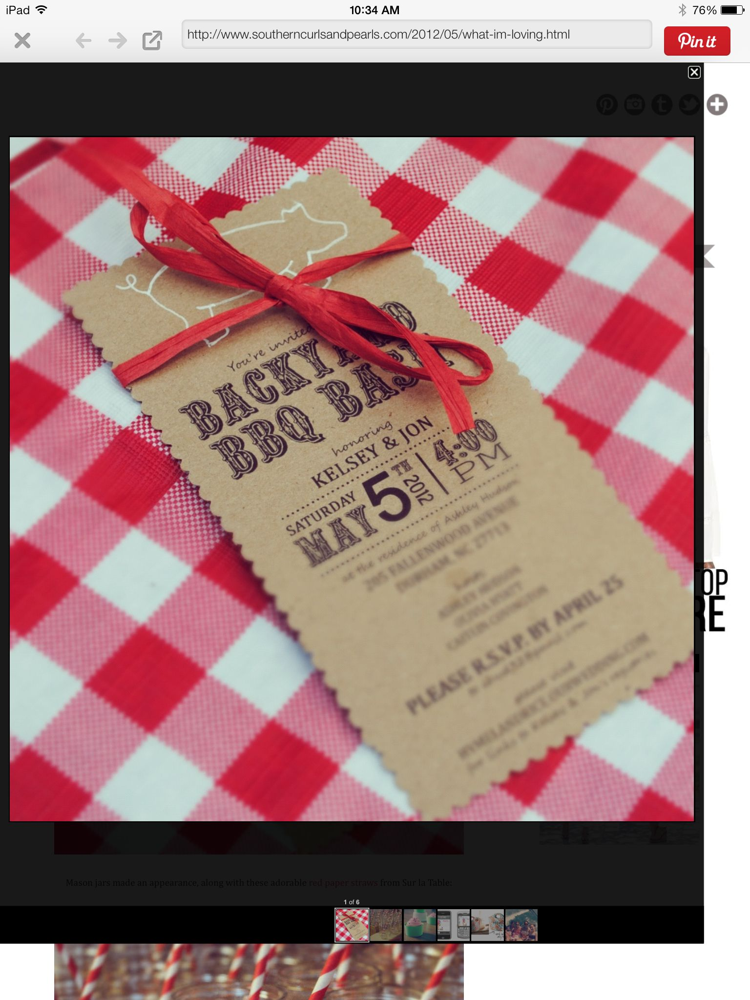 Bar-B-Q Invitation | Boots Beer & Barbeque by Julie Muckenfuss ...