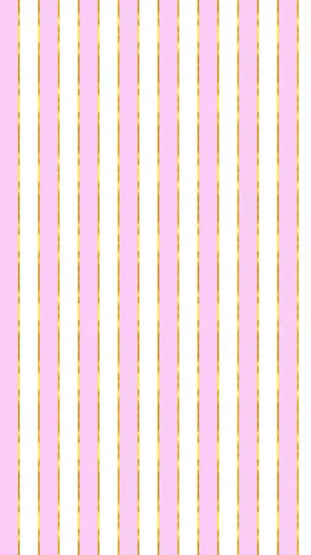 Pink white gld stripes iphone phone wallpaper background lock screen