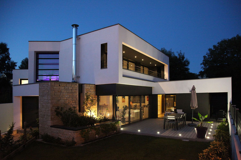 maison architecte vannes longre cubique arradon rnovation longre pierre vannes maison mixte. Black Bedroom Furniture Sets. Home Design Ideas