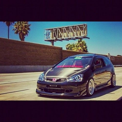 Ep3 Stance Hondas I Want Honda Civic Honda Civic Type R Honda