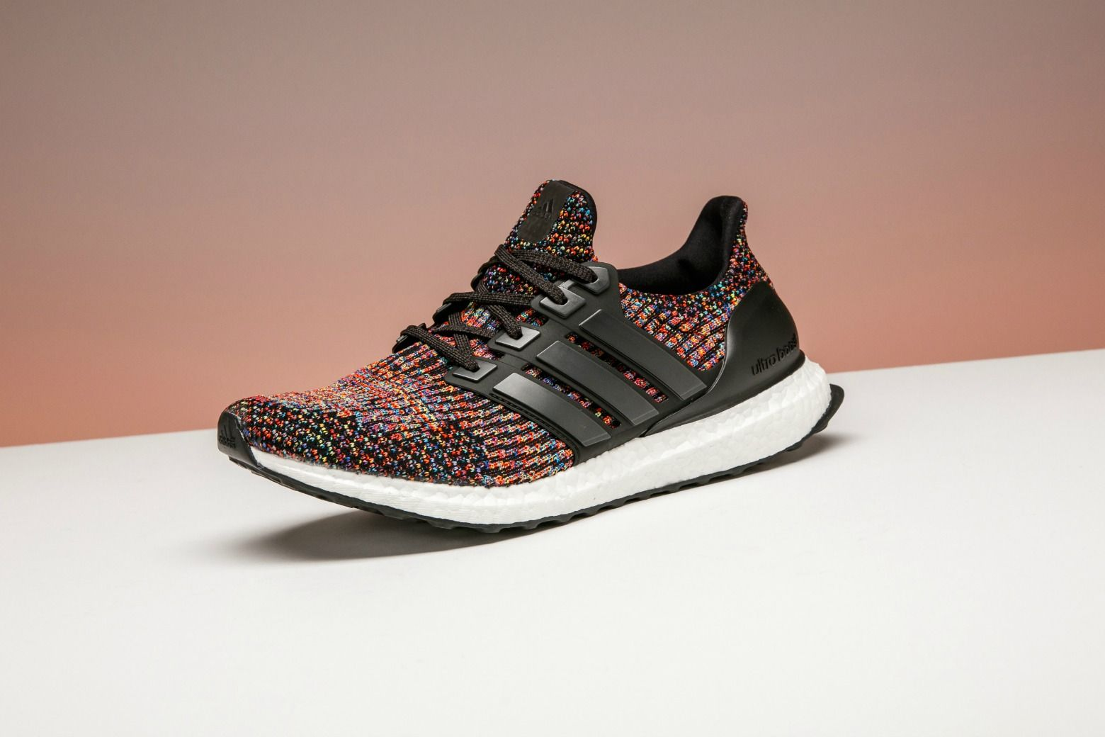 ADIDAS ULTRA BOOST MENS SHOES ST 3.0 LIMITED BLACK RUN NEW