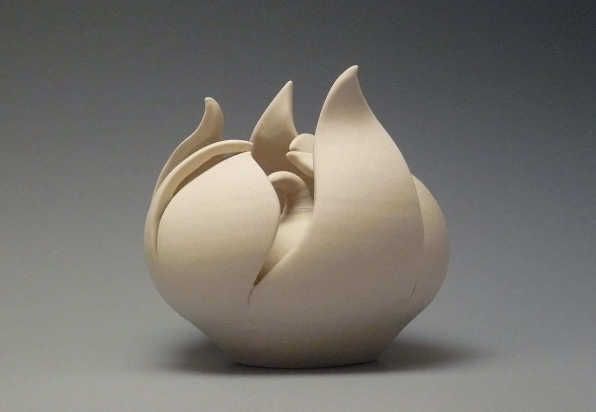Vivian Ginsberg Smith Clay Sculpture Sculpture Clay Ceramics Projects