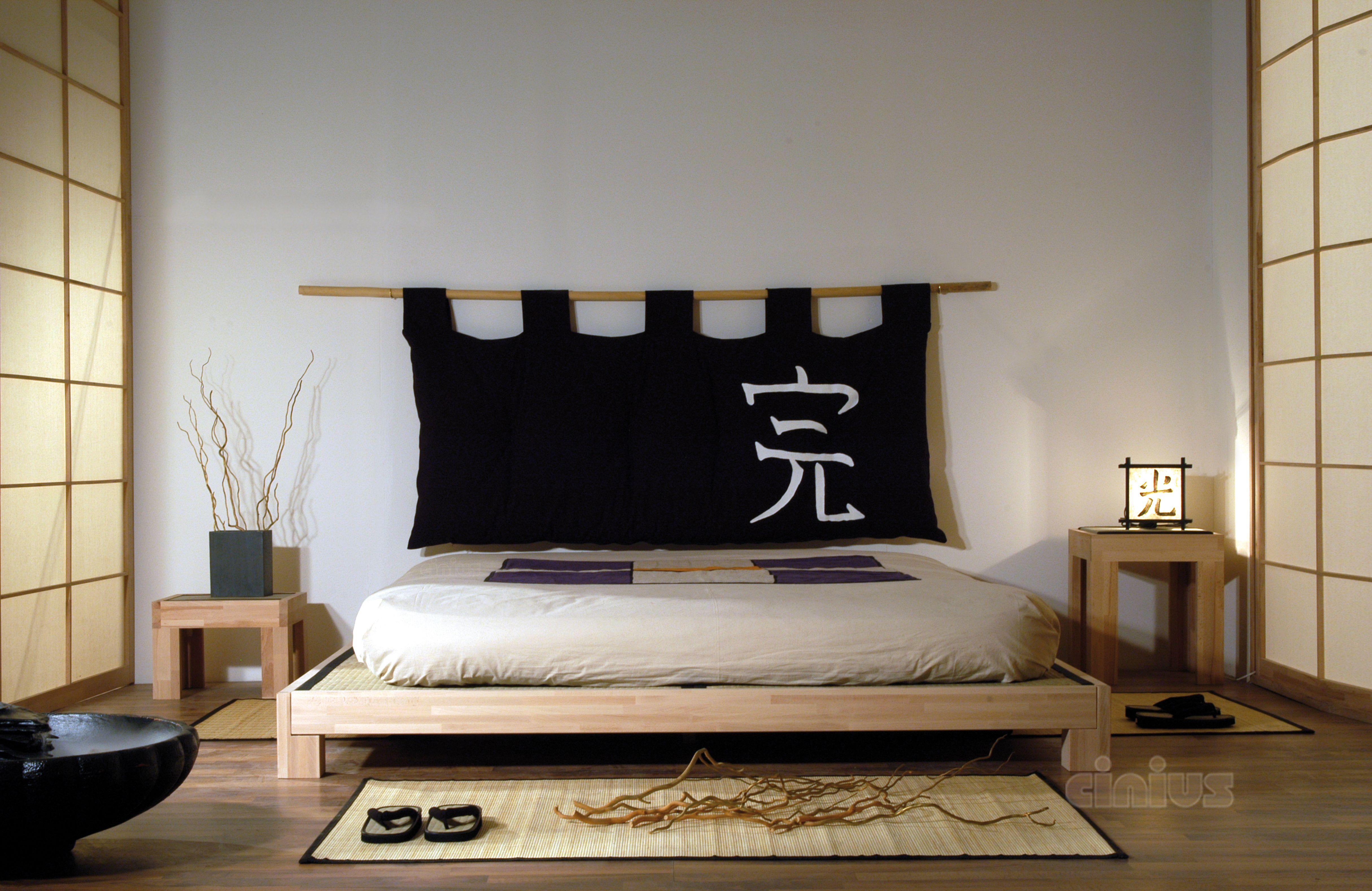 Letto Tatami-Bed] Il primo modello di letto concepito specificamente ...