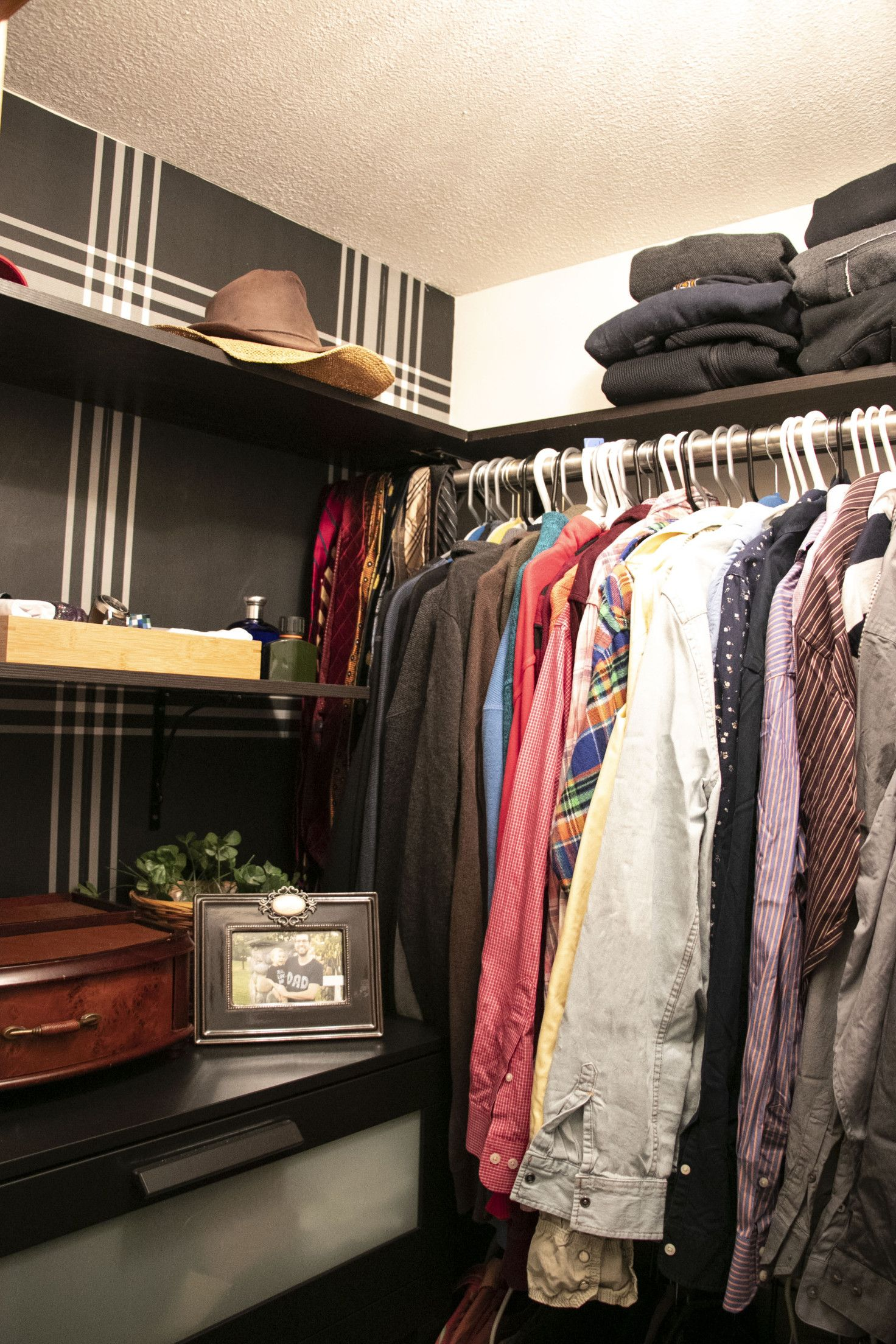 Small Closet Budget Makeover With Style This Post Helps You