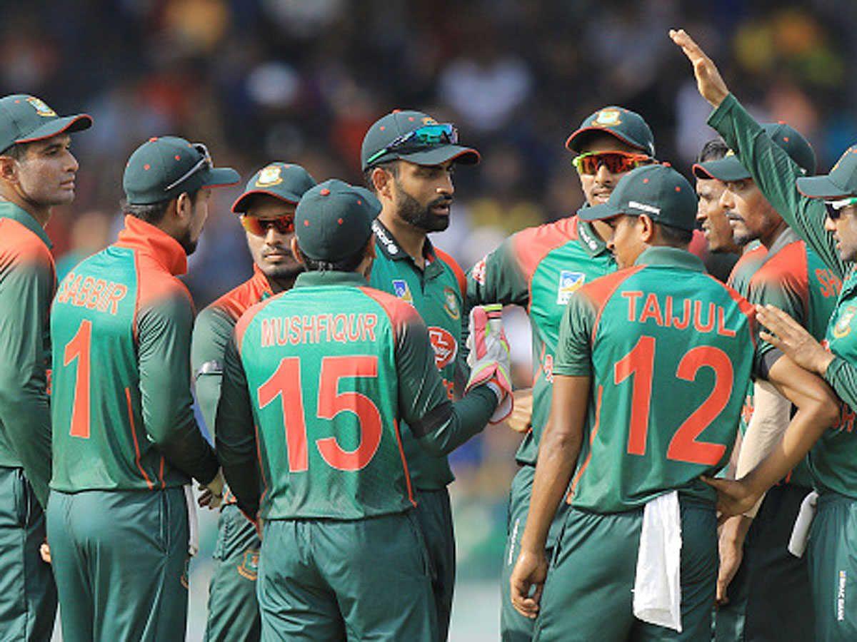 Live Cricket Score Bangladesh vs Zimbabwe 2nd ODI in 2020
