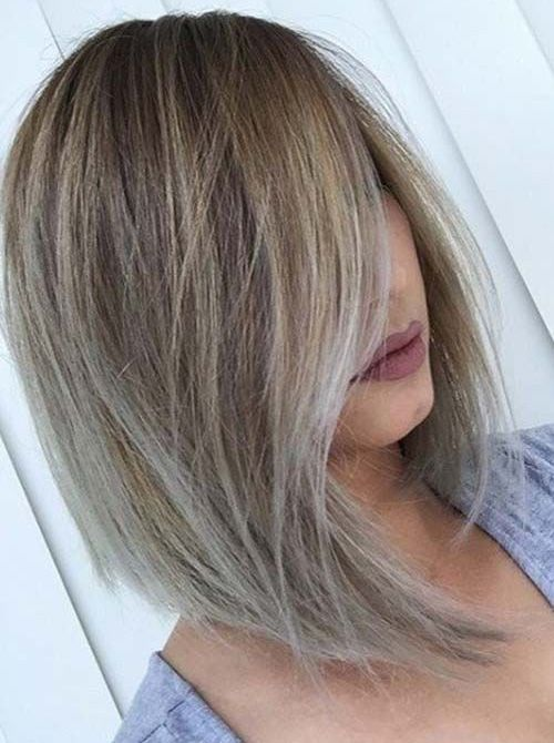 Medium Length Bob Hairstyles For Fine Hair Simple Medium Length Bob Hairstyles  Top Haircuts For Girls  Medium