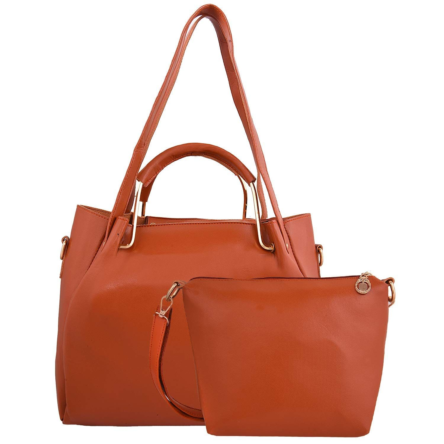 SHOPNOW Bailey New Stylish Designer Combo Of PU Leather Handbag For Women  And Girls College Office Bag And Sling Bag  Amazon.in  Shoes   Handbags ad43efa0f6