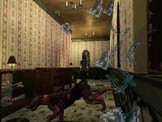 Chien Resident Evil