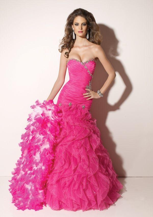 Pink Passion | ♛ ♥ ♛ PROM ♛ ♥ ♛ | Pinterest | Wedding chapels ...