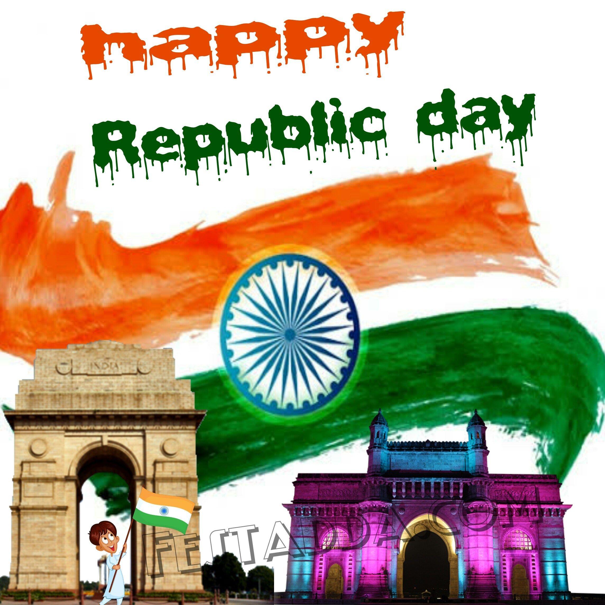 Pics Images Photos For Republic Day Republic Day Republic Day Photos Happy Republic Day Wallpaper Happy republic day images hd 2021