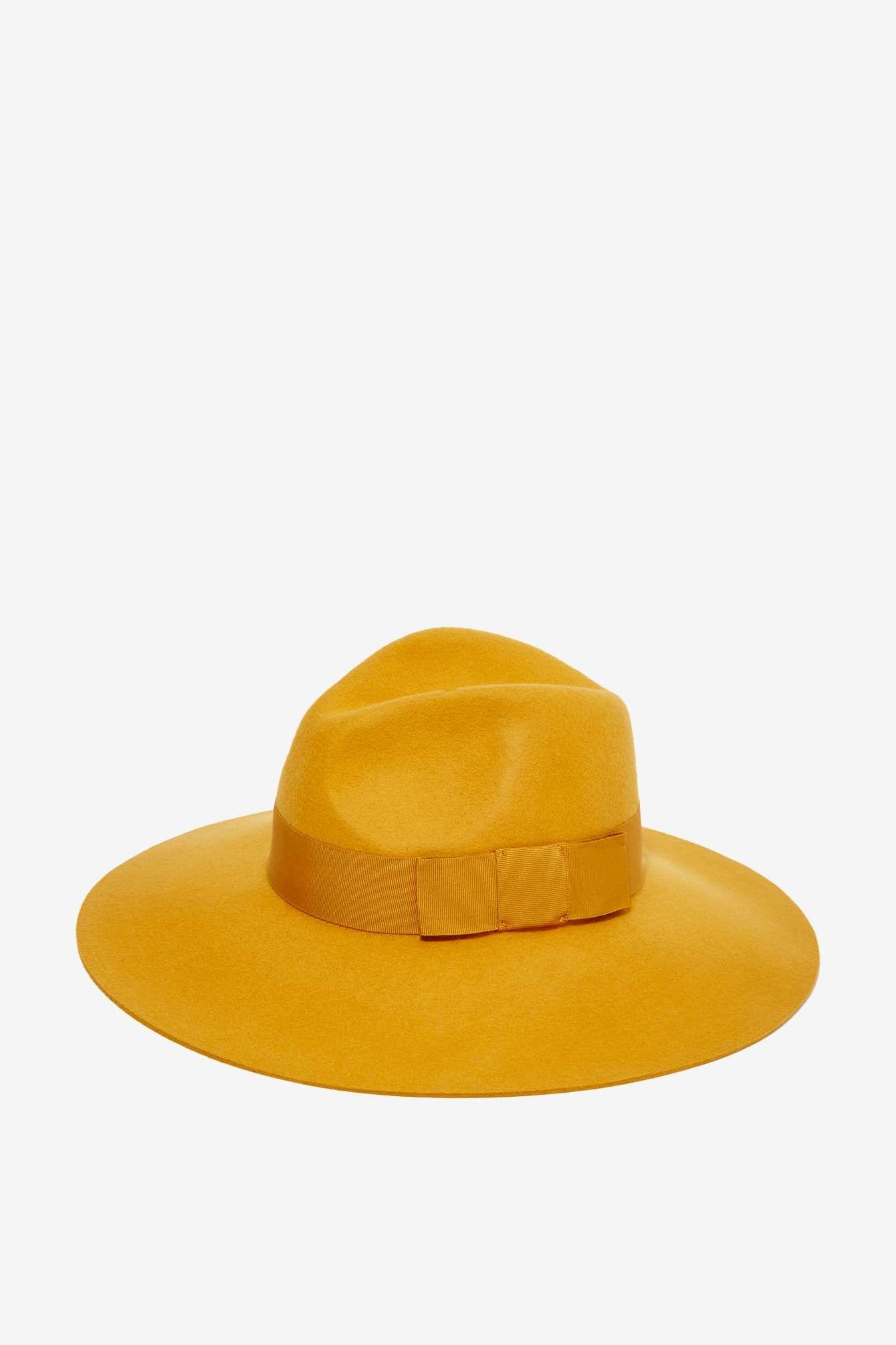 Brixton Piper Wool Hat - Mustard  184ef2fe39e