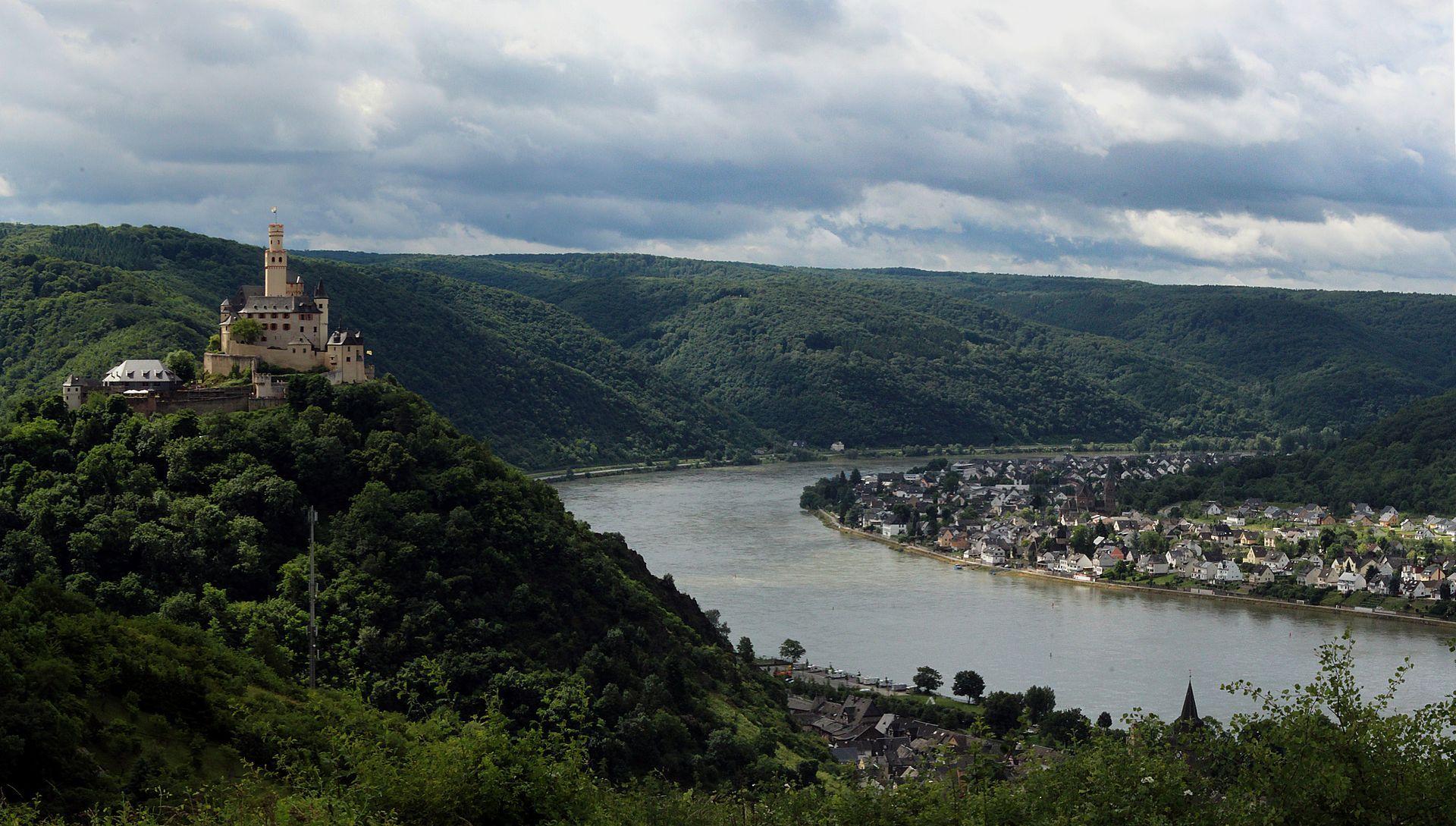 Marksburg, Rhein - Marksburg – Wikipedia