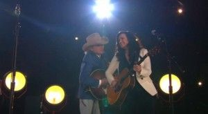 Dwight Yoakam & Brandy Clark Steal the Show With Beautiful Grammy Performance!