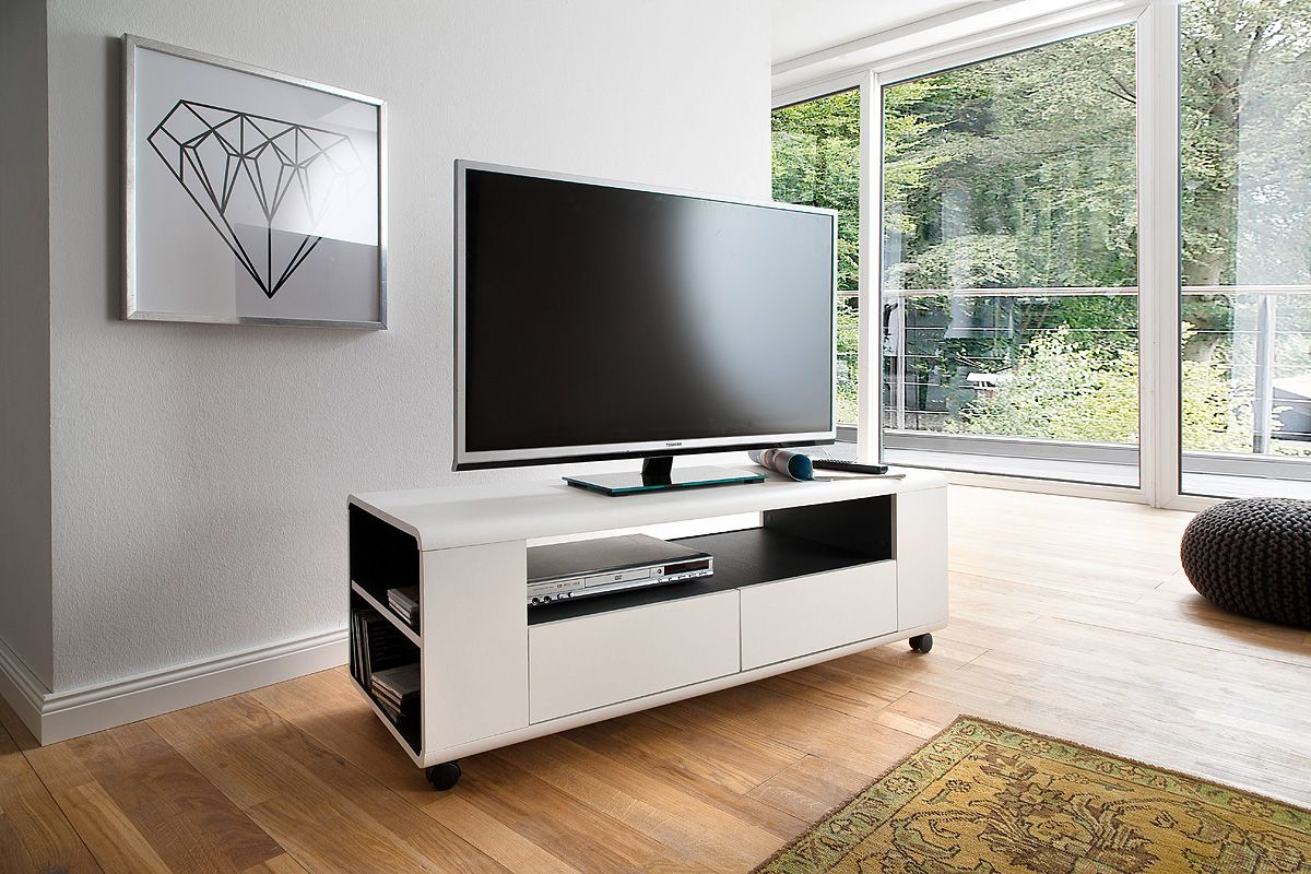 Chelsea Small White Tv Stand Meuble Tv Angle Meuble Tv Chene Meuble Tv Bas