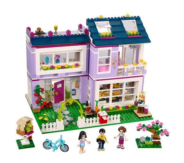 lego friends la maison demma 41095