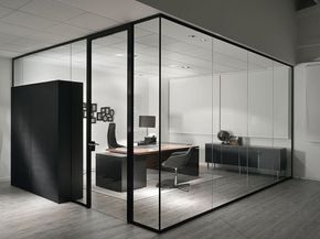 Genial Glass Office Divider Partition Ideas Modern Office Design Room Dividers