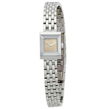 594fd5f30a3 Gucci G-Frame Ladies Watch YA128501. Get the lowest price on Gucci G-Frame  Ladies Watch YA128501 and other fabulous designer clothing and accessories!