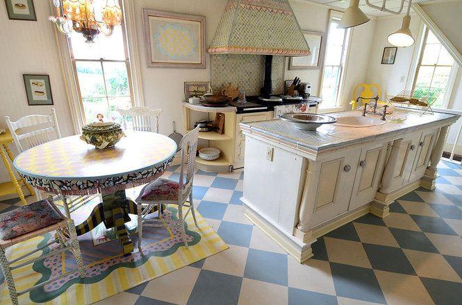Mackenzie childs house mackenzie child pinterest for Mackenzie childs kitchen ideas