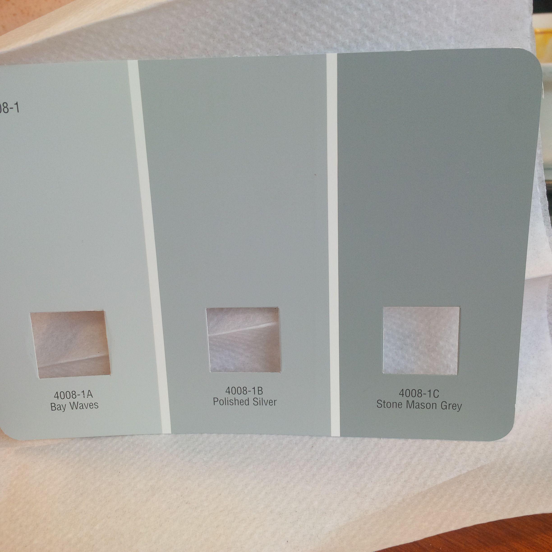 Valspar Paint Baywaves Polished Silver Stone Mason Grey Home Sweet Home Pinterest