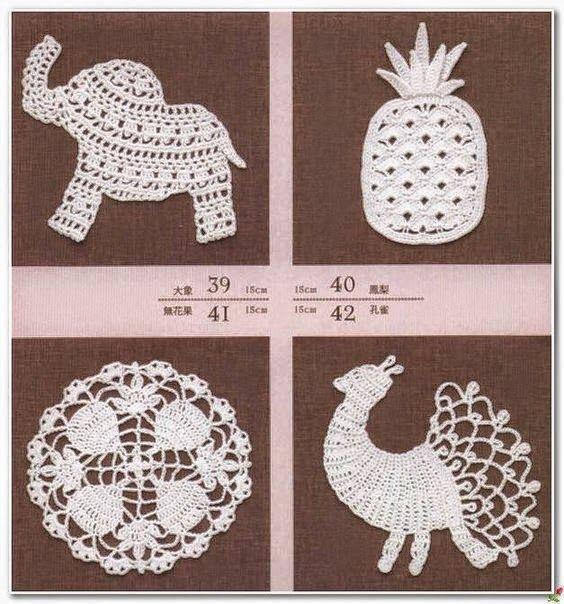 Crochet y Dos agujas - Patrones de tejido | CROCHET DOS AGUJAS ...