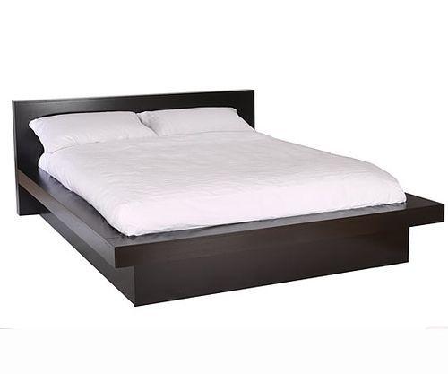 Bases Para Cama Como Hacer Una Build A Platform Bed Bed Frame Box Bed Frame