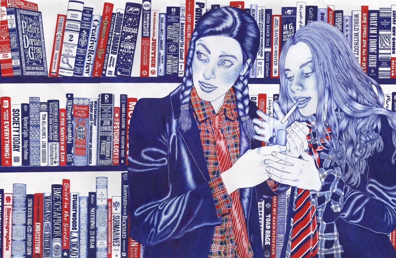 Ilustración | Illustration - Helena Hauss