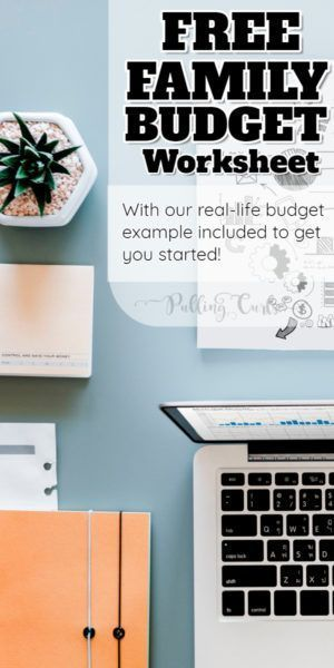 Actual Family Budget Example Parenting Inspiration  Ideas
