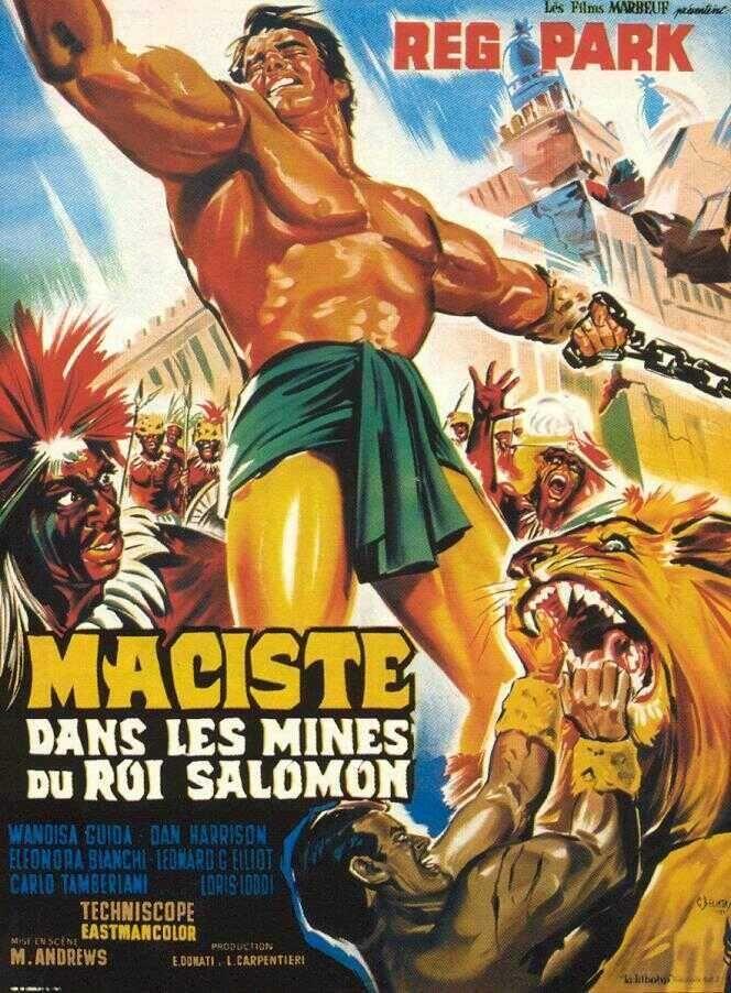 Les Mines Du Roi Salomon : mines, salomon, Cinéma
