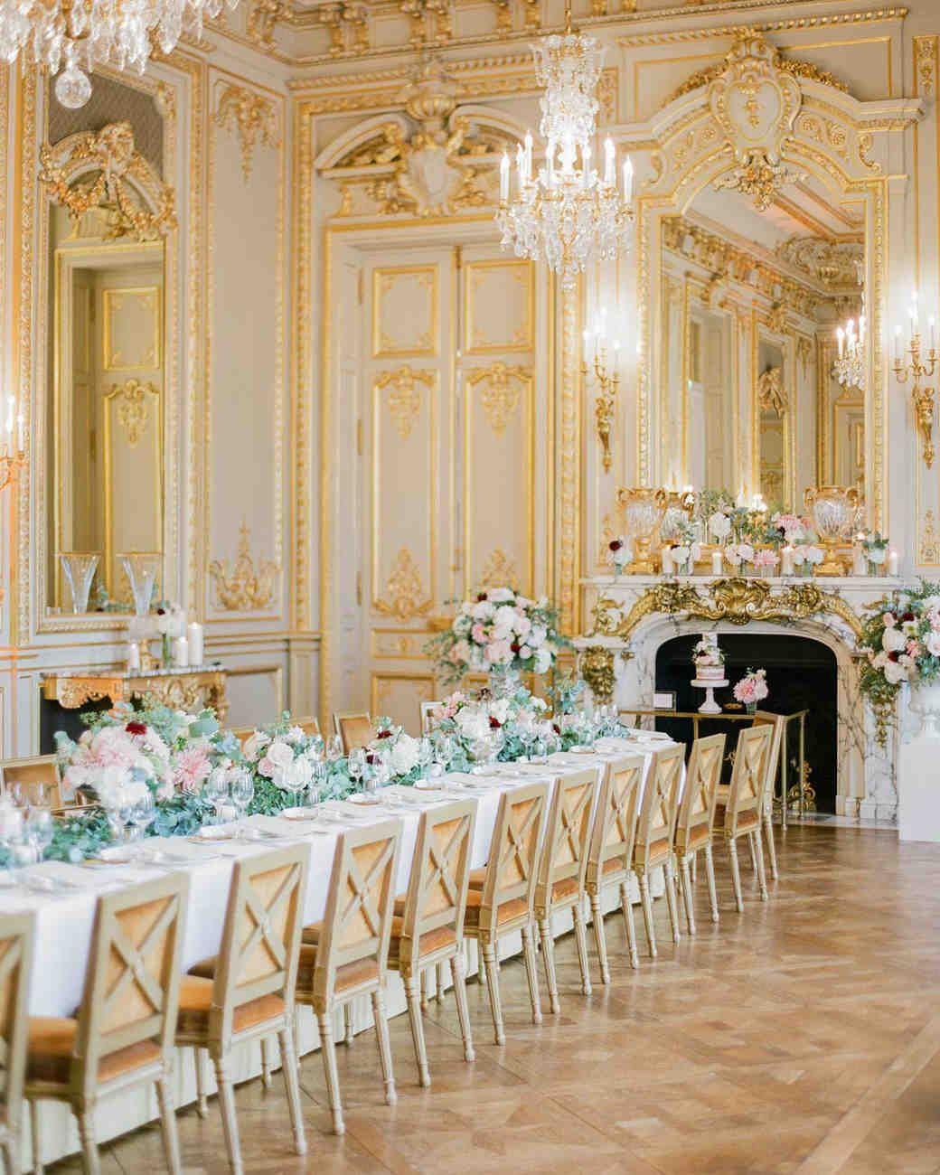 A Glamorous Destination Wedding In Paris